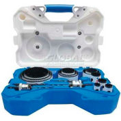 LENOX® 308011200P 17-Piece Plumber's Hole Saw Kit
