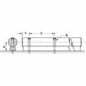 """Low Shaft Guide (Shaft & LSR) - 1-1/2"""" Dia. Shaft"""