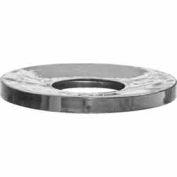 32 Gallon Concave Metal Lid - Gray
