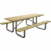 8 Ft. Wooden Picnic Table