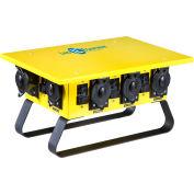 Lind Equipment 91000 Power Distribution Unit, 125V / 250V, 50A. GFCI Trip Level: 4-6Ma