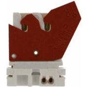 Leviton 23151-LU Fluorescent Lampholder, Mounting Base Slot