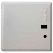 Leviton 47605-14d Structured Media Center Series 140 Hinged Cover, White - Min Qty 4