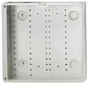 Leviton 47605-14e Structured Media Center Series 140 Enclosure Only, White - Min Qty 5