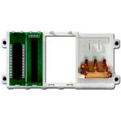 Leviton 47606-Bnp Basic Home Networking Plus Panel, White - Min Qty 2
