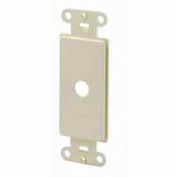 Leviton 80400 Decora Plastic Adapter For Rotary Dimmers, Brown