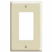 Leviton 80601-I 1-Gang Decora/Gucci Device Decora, Midway, Thermoset, Ivory