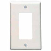 Leviton 80601-T 1-Gang Decora/Gucci Device Decora, Midway, Light Almond