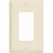 Leviton 80601 1-Gang Decora/GFCI Device Decora, Midway Size, Thermoset, Brown