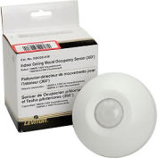 Leviton ODC0S-I1W Ceiling Mount Self-Contained Occupancy Sensor, 120VAC, White