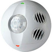 Leviton Osc05-M0w Ceiling Mount Occupancy Sensor, Multi-Technology, Self-Adjusting, White -Min Qty 2