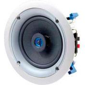 "Leviton Sgc65-00w 6.5"" Two-Way In-Ceiling Loudspeaker, White - Min Qty 2"