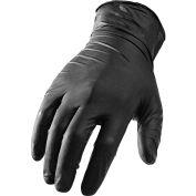 Lift Safety Ni-Flex Industrial Grade Nitrile Gloves, Powder-Free, Blue, L, 100 Gloves/Box