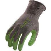 Green Palmer Nitrile Glove, X-Large - Pkg Qty 4