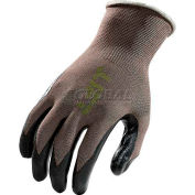 Black Palmer Nitrile Glove, Large - Pkg Qty 4