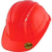 VANTIS VS Standard Brim Hard Hat, Red, Type 1, Class C, Vented