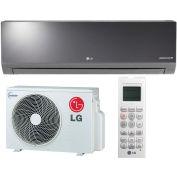 LG Art Cool™ Mirror Single-Zone Duct-Free Split System, 22000 BTU Cool 27600 BTU Heat