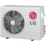 LG Multi F Tri-Zone Inverter Heat Pump Outdoor Condenser, 19,200 BTU Cool, 26,400 BTU Heat