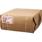 """12# Paper Bag 7-1/6""""L x 4-1/2""""W x 4-1/2""""H 500 Pack"""