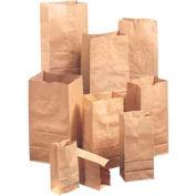 """2# Paper Bag 4-5/16""""L x 2-7/16""""W x 7-7/8""""H 500 Pack"""