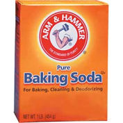 Arm & Hammer® Baking Soda, 16 Oz. Box 24/Case - CHU3320084104
