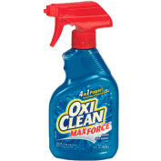 OxiClean Max-Force Stain Remover Liquid, 12 oz. Trigger Spray Bottle, 12 Bottles - 5703700070