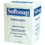 Softsoap Antibacterial Hand Soap Refill, 800mL 12/Case - CPM01930CT