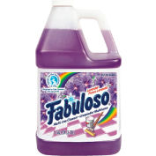 Fabuloso Professional All-Purpose Cleaner Lavender Scent, Gallon Bottle 4/Case - CPC05253CT