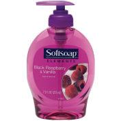Softsoap® Elements Hand Soap Black Raspberry & Vanilla, 7.5 Oz. Pump 12/Case - CPM29522CT