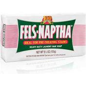 Dial® Fels-Naptha® Heavy-Duty Laundry Bar Soap, 5.5 Oz. Bar 24/Case - DPR430301