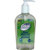 Dial Antibacterial Hand Sanitizer W/ Moisturizers, 7.5 Oz. Pump 12/Case - DPR01585