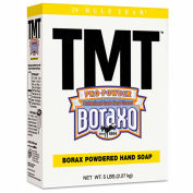 Boraxo TMT Powdered Hand Soap Unscented, 5 Lb. Box 10/Case - DPR02561CT