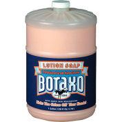 Boraxo Liquid Lotion Soap Floral Fragrance, Gallon Bottle 4/Case - Gallon - DPR02709