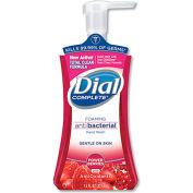 Dial Complete Antimicrobial Foaming Hand Soap Cranberry, 7.5 Oz. Pump 8/Case - DPR03016CT