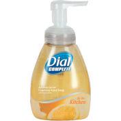 Dial Complete Antimicrobial Foaming Hand Wash Soap Light Citrus, 7.5 Oz. Pump 8/Case - DPR06001CT