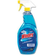 Windex® Glass Cleaner with Ammonia-D, 32 oz. Trigger Spray Bottle, 12 Bottles - 695155