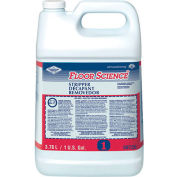 Floor Science Floor Stripper,Gallon Bottle 4/Case - DVO5116002