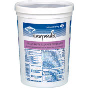 Easy Paks Heavy-Duty Cleaner/Degreaser, 1.5 Oz. Wipes 36 Packets/Tub 2/Case - DRA90682