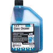 Franklin T.E.T #1 Glass Cleaner, 16 Oz. Bottle 2/Case - FKLF378616