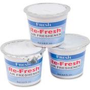 Refresh Gel Air Freshener Cherry, 4.6 Oz. Cassette 12/Case - FPI124GCH