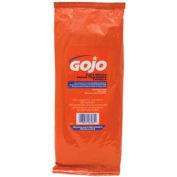 Gojo® Fast Wipes Hand Cleaning Towels, White 60 Wipes/Pack 6/Case - GOJ628506