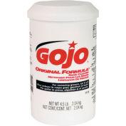 Gojo Original Formula Hand Cream Cleaner, 4-1/2 Lb. Jar 6/Case - GOJ1115