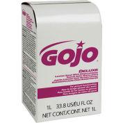 Gojo NXT Lotion Soap W/ Moisturizers Refill Light Floral, 1000mL 8/Case - GOJ211708CT