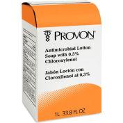 Provon Antimicrobial Lotion Soap W/ Chloroxylenol Floral Balsam, 1000mL Pouch 8/Case - GOJ211808