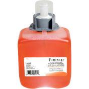 Gojo FMX-12 Foaming Handwash W/ Moisturizers Light Floral, 1250mL Pump 3/Case - GOJ518603CT