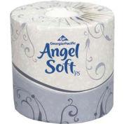 Angel Soft® 2-Ply Premium Bath Tissue, White 450 Sheets/Roll 40 Rolls/Case - GEP16840