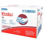 "Wypall X90 Industrial Cloths 11"" x 16-4/5"", White 136/Case - KIM12891"