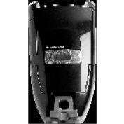 "In-Sight Sani-Tuff Push Dispenser 10-3/4"" x 7"" x 17-3/4"", Black 8000mL - KIM92013"