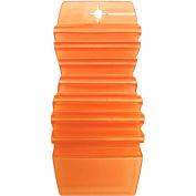 Krystal Eco-Fresh Odor Eliminating Hang Tags Mango Scent, Orange 12/Case - KRSEHTS72MAN