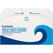 Premium 1/2 Fold Toilet Seat Covers, 250 Covers/Sleeve 10/Case - BWKK2500